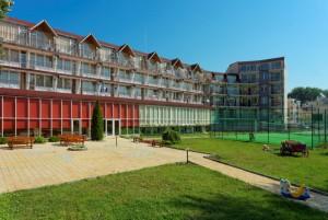 клуб-хотел-ведрен-общ-изглед